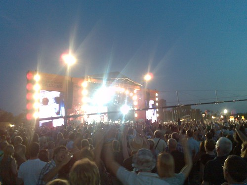 Paul McCartney at Hard Rock Calling in London