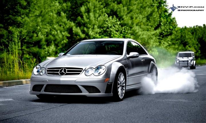 Mercedes Benz CLK63 AMG