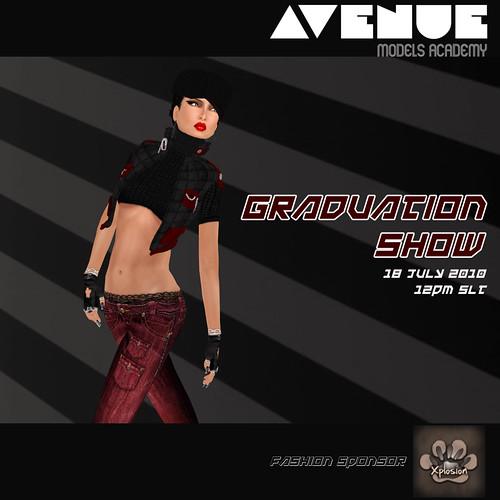 AVENUE Academy Grad Show - 18 July, 12pm SLT