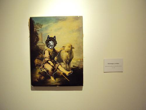 Relampago y cordero by Oslyn Whizar