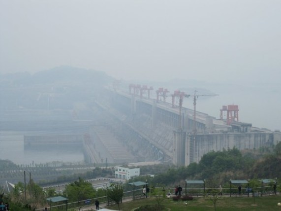 3 Gorges Dam China