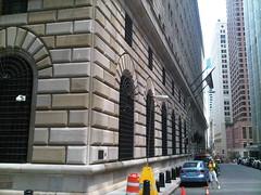 Wall Street - Reserva Federal de NY