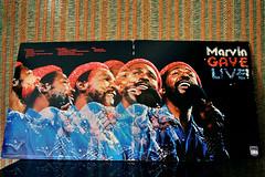 Marvin Gaye Live!