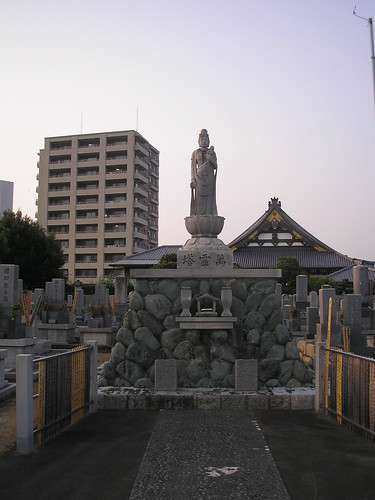 Random temples and shrines in Hamamatsu, 1st August 2010