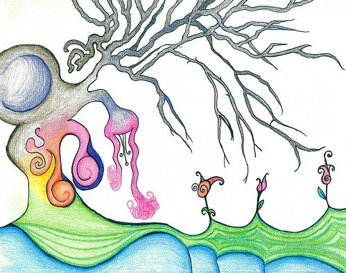 fantasy treescape