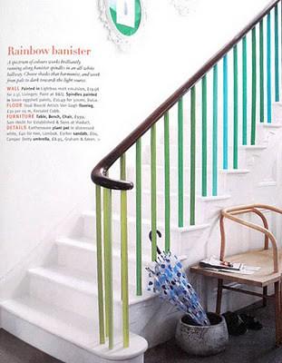 ishandchi rainbow bannister