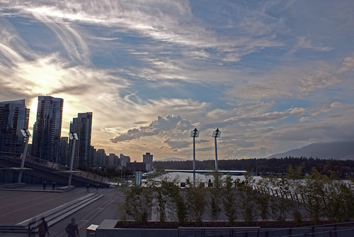 Canada place HDR