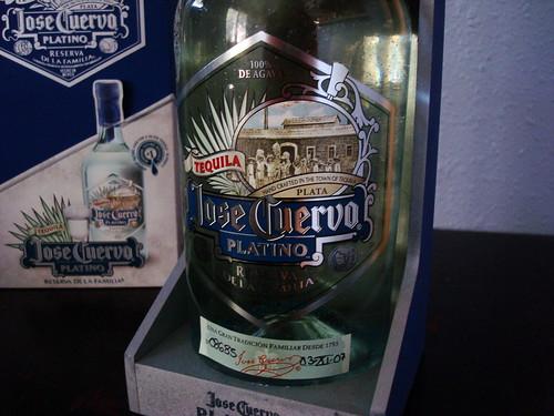 fancy tequila