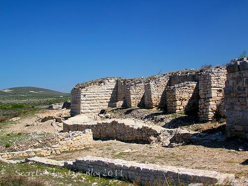 Walls of Asseria