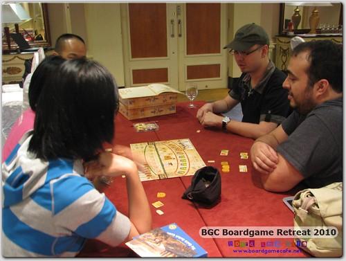 BGC Retreat - Priests of RA