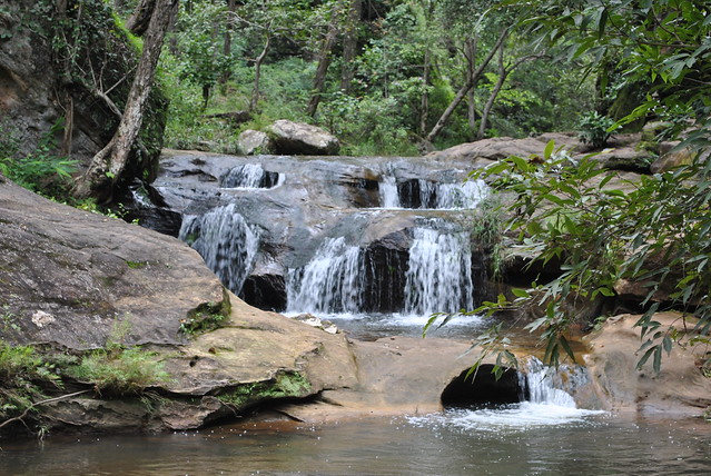 Waterfalls in Pachmarhi