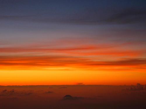 Sunset, 6:42 PM