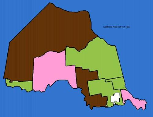 northern ontario geocaches