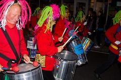 Burgess Hill Bonfire Parade