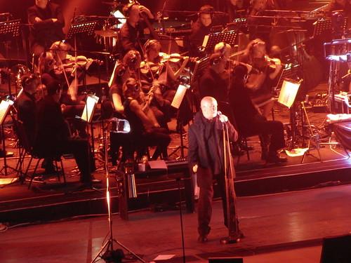 Peter Gabriel live in Arena di Verona
