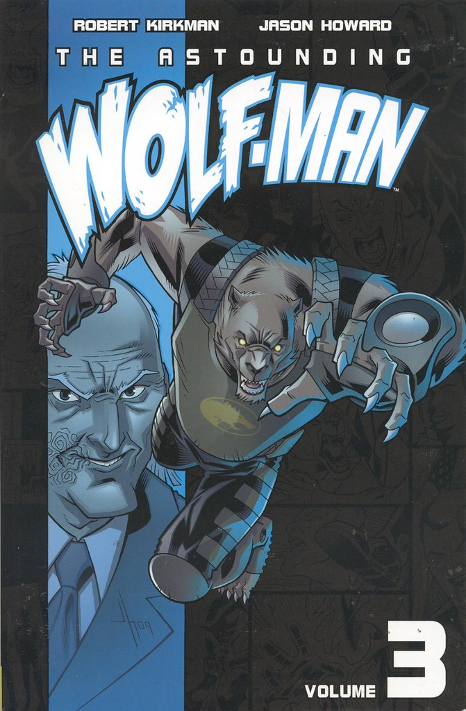 Astounding Wolf-Man Vol 3
