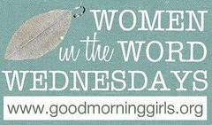 Women In the Word Wednesdays