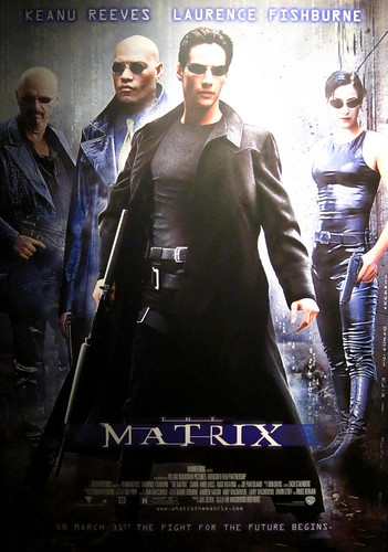 The Matrix Poster