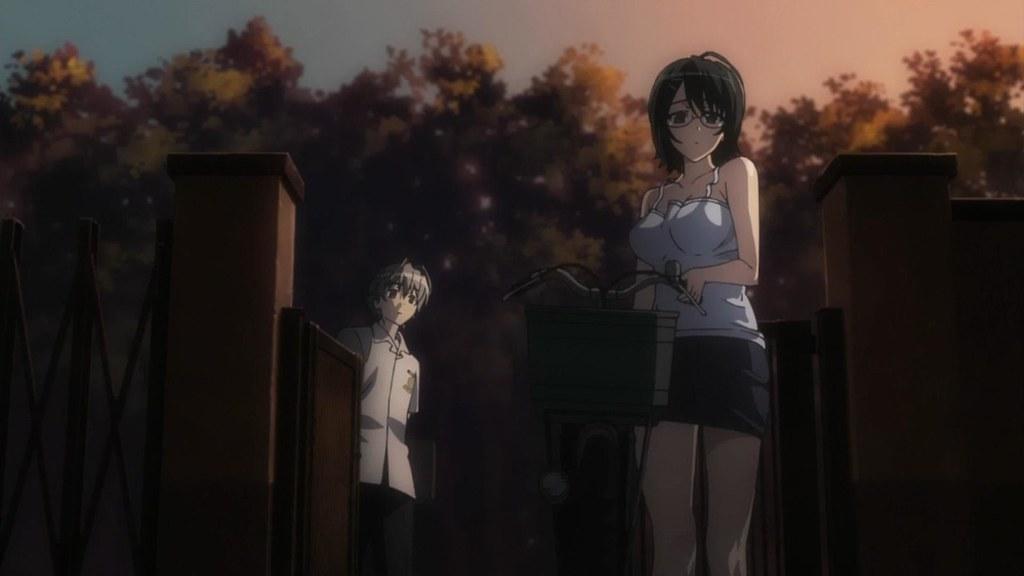 Yosuga no Sora 19
