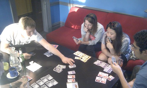 Family Business game @ Cafe Games