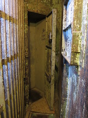 Solitary Confinement in Squirrel Cage Jail