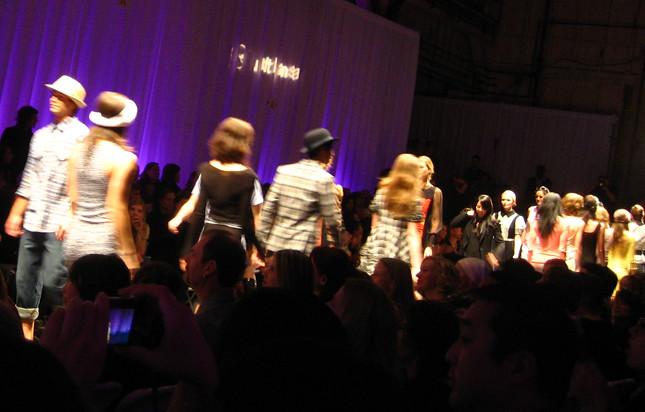 Portland Fashion Week - The Finale!