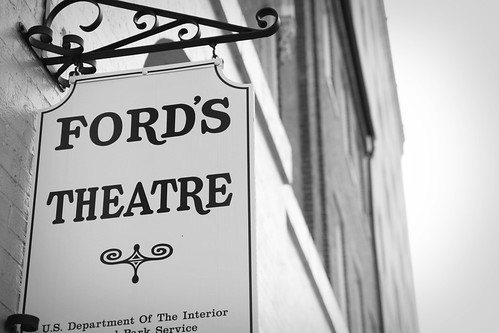 ford's theatre dc