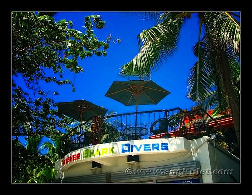 Oscar's Bar, Restaurant & Lounge, Malapascua Island, Cebu