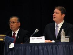 Donald Wong - Mark Falzone Debate