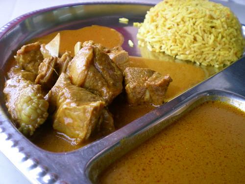 Nur Islamic mutton bryani
