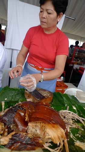 Cebu Lechon @ Mercato Centrale