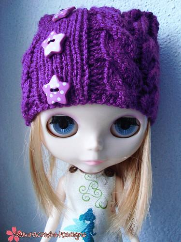 Blythe hat giveaway!