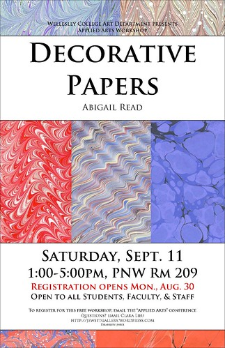Decorative Papers poster