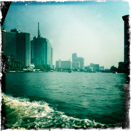 on the chao praya again