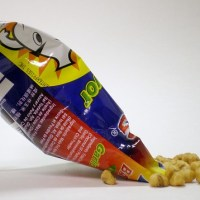 Boy Bawang Garlic Flavor Cornics: A Review