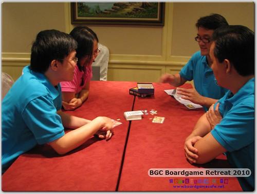 BGC Retreat - Three of a Crime