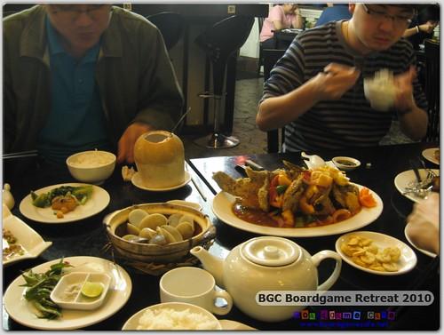 BGC Retreat 2010 - First World Genting