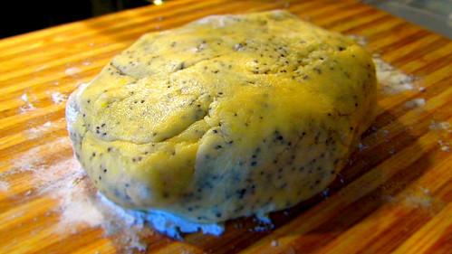 pastry dough © kirsten loza