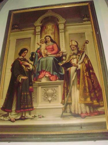 Madonna in trono 1