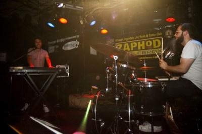 DVAS @ Zaphods