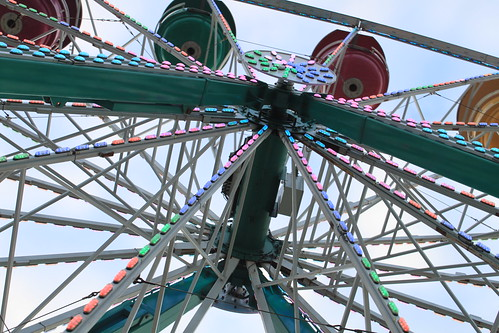 Chowan County Fair - Ferris Wheel