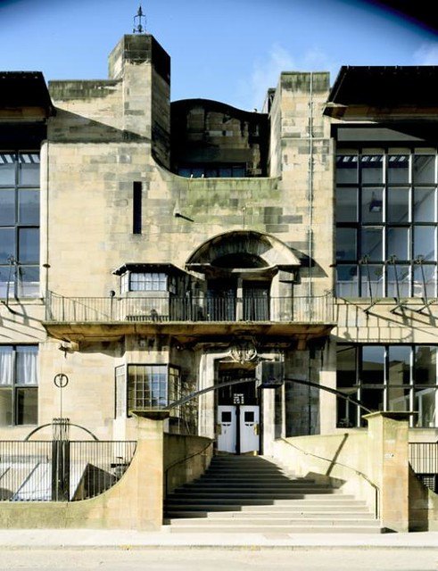 Glasgow School of Art exterior