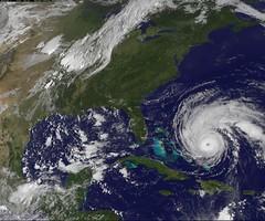 NASA Satellite Captures Hurricane Earl on September 1, 2010