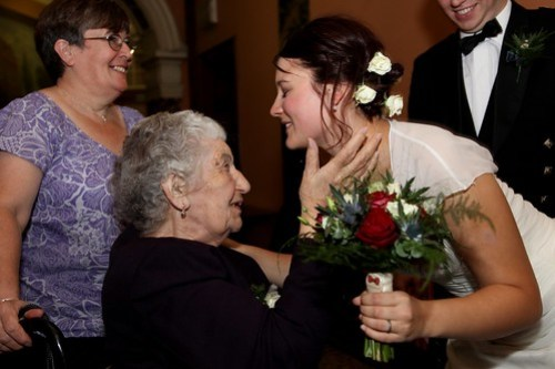 Grandma & Auntie Beryl