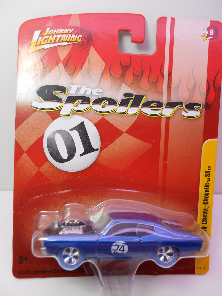 johnny lightning strike 1970 chevy chevelle ss (1)