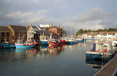 Weymouth Harbour - Dorset.