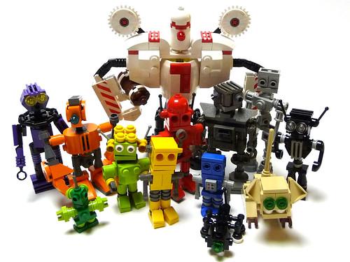 Robot Class of 3010