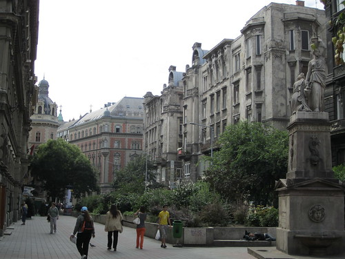Streets Budapest