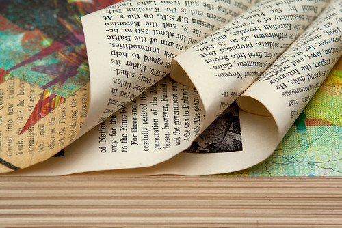 Altered Book - Heralding The Dawn Of A New Day