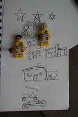 Fred Flintstone & Barney Rubble